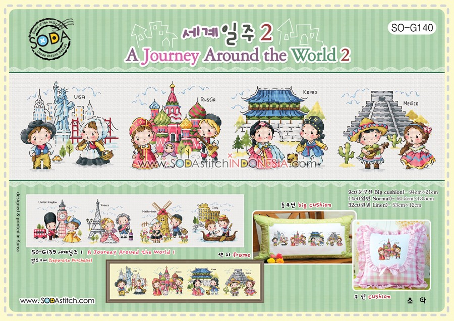 A Journey Around The World 2