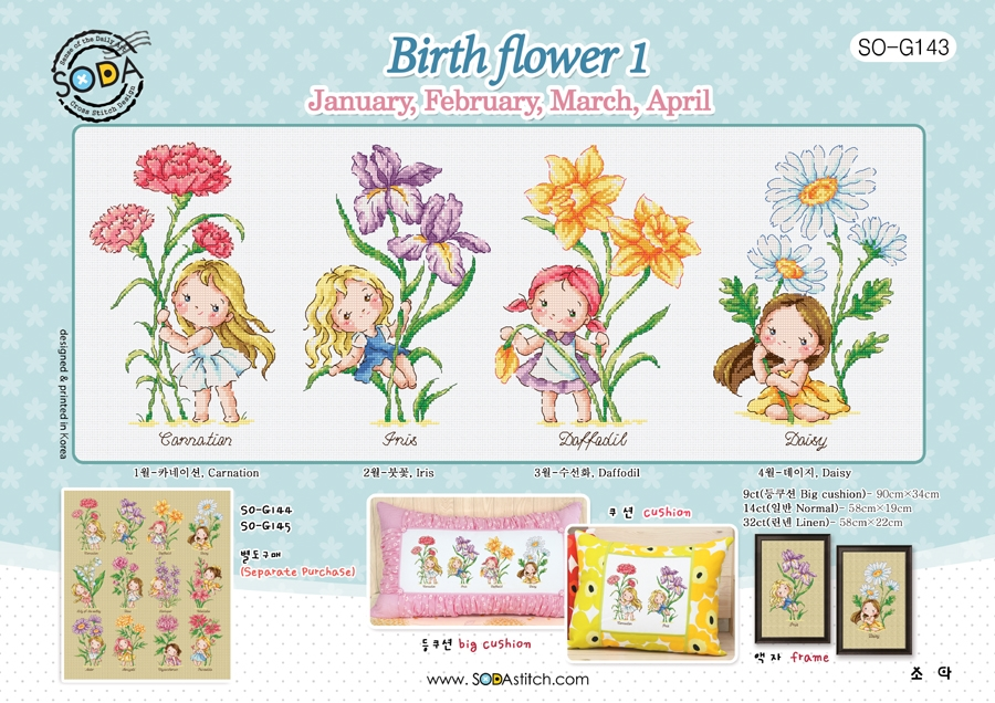Birth Flower 1