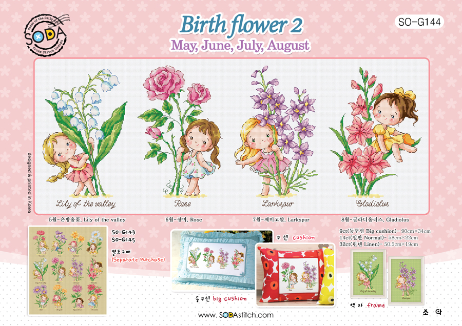 Birth Flower 2
