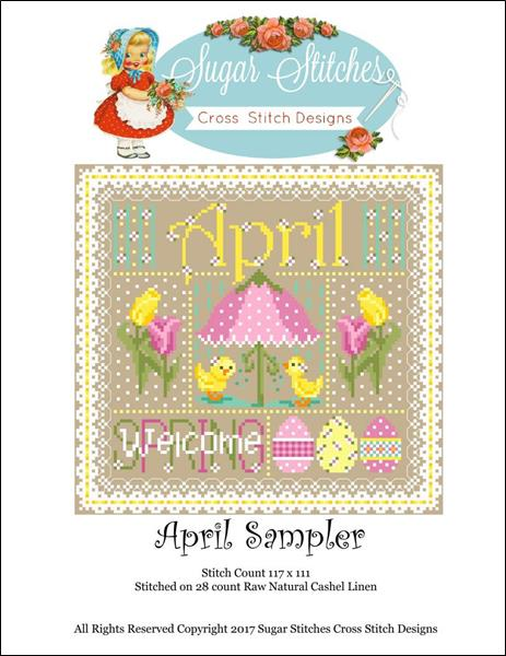 April Monthly Sampler