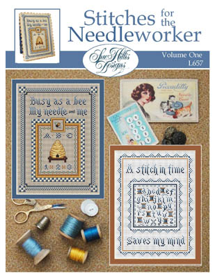 Stitches For The Needleworker Volume 1
