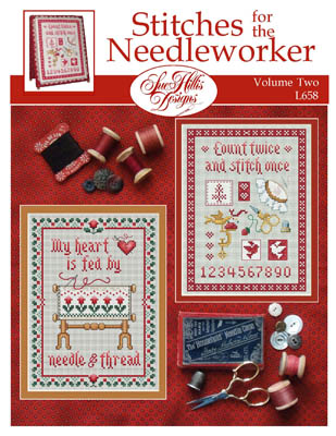 Stitches For The Needleworker Volume 2