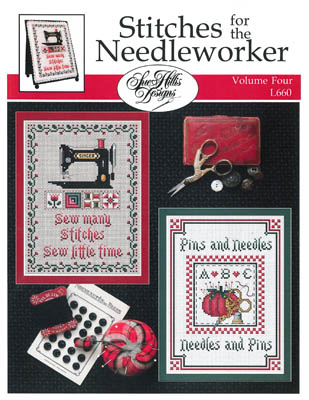Stitches For The Needleworker Volume 4 - Click Image to Close