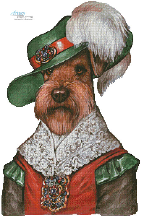 Airedale Musketeer