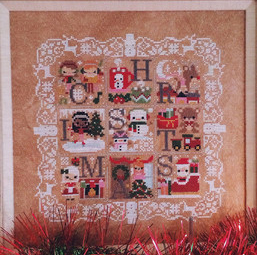 Christmas Celebration Sampler