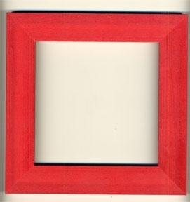 Holiday Red Frame