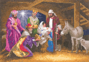 Nativity - by John Clayton