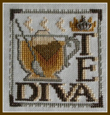 Wordplay-Tea Diva