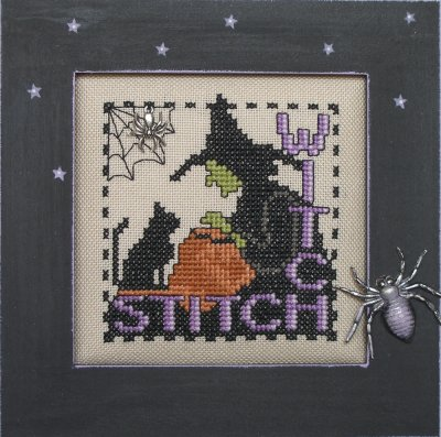 Wordplay-Witch Stitch