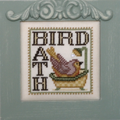 Word Play-Bird Bath