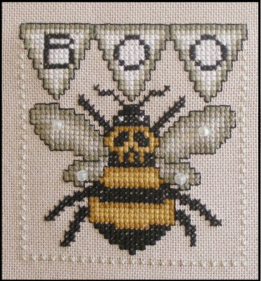 Wordplay-Boo Bee
