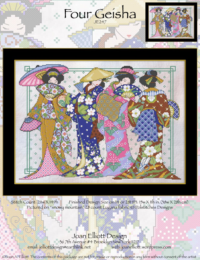 Four Geisha