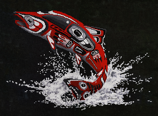 Spirit Of The Sockeye
