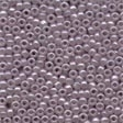 00151 Ash Mauve Glass Seed Beads