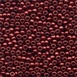 03003 Antique Cranberry Antique Glass Beads