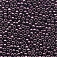 03023 Platinum Violet Antique Glass Beads