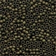 03024 Mocha Antique Glass Beads