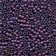 03026 Wild Blueberry Antique Glass Beads
