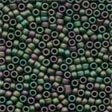 03030 Camouflage Antique Glass Beads