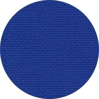 18 Count Royal Xmas Blue Aida