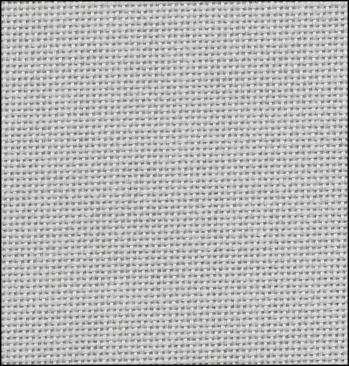 28 Count Pewter Evenweave by Fabric Flair