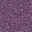 62024 Heather Mauve Frosted Seed Beads