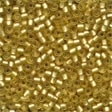 62031 Gold Frosted Seed Beads