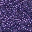 62042 Royal Purple Frosted Seed Beads