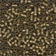 62057 Khaki Frosted Seed Beads
