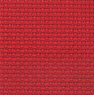 22 Count Hardanger - Christmas Red