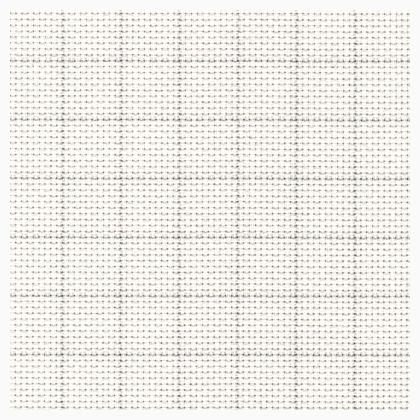 Zweigart Easy Count Fabric - 20 Count Aida