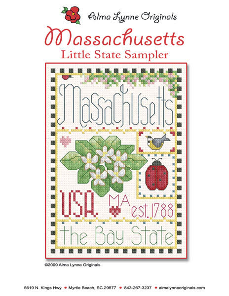 Massachusetts Little State Sampler