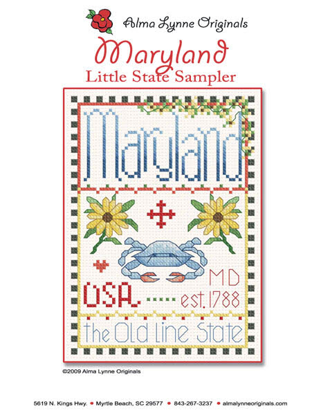 Maryland Little State Sampler