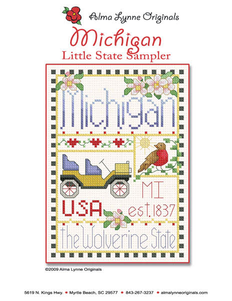 Michigan Little State Sampler