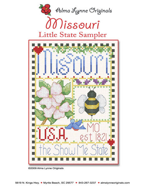 Missouri Little State Sampler