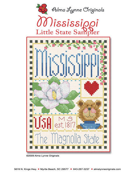 Mississippi Little State Sampler