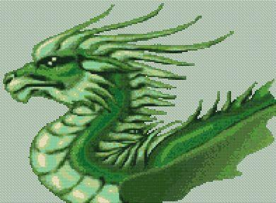 Crested Dragon