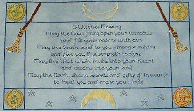 A Witches Blessing
