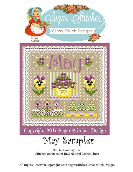 May Monthly Sampler