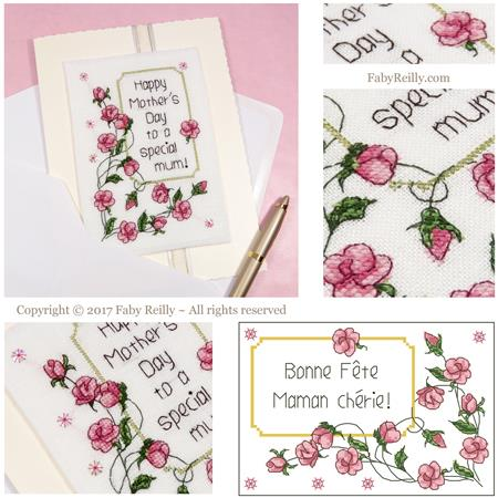 Sweet Roses Mother's Day Card