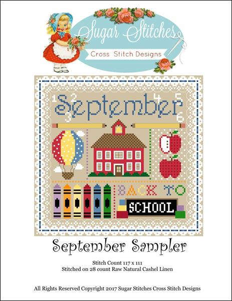 September Monthly Sampler