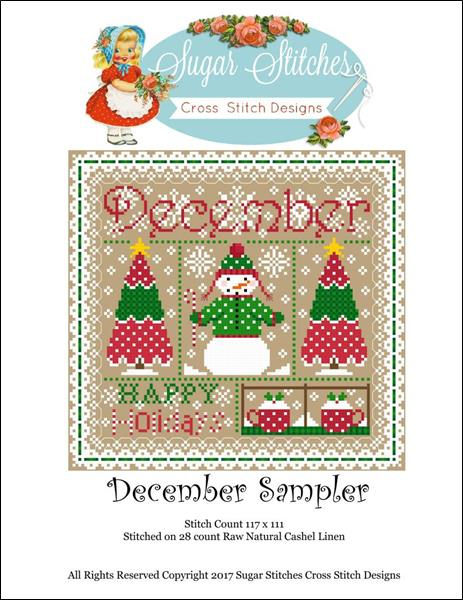 December Monthly Sampler