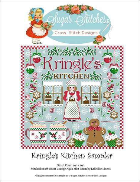 Kringles Kitchen Sampler