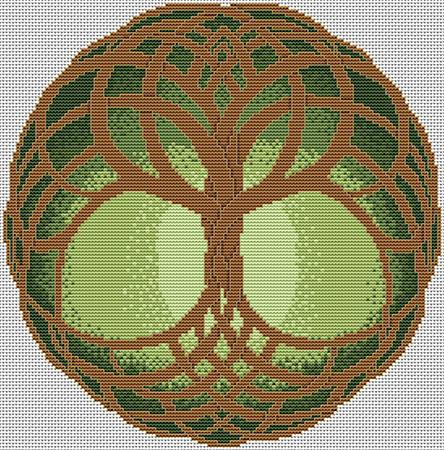 Celtic Tree of Life - Summer