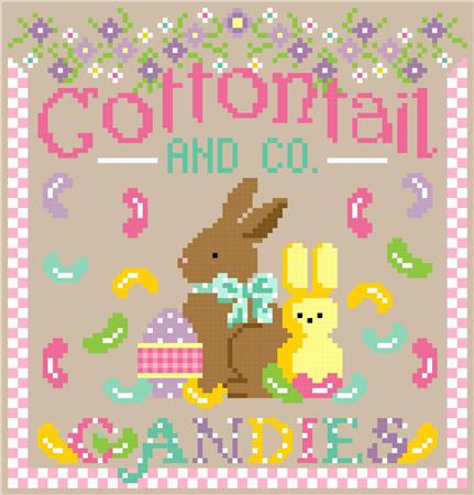 Cottontail Candies