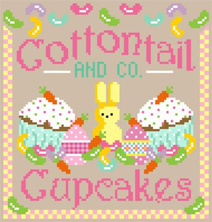 Cottontail and Co. Cupcakes