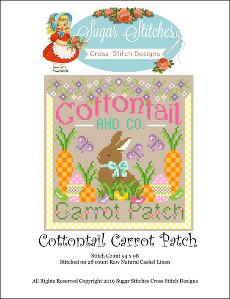 Cottontail Carrot Patch