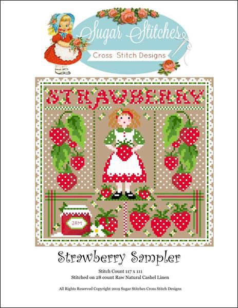 Strawberry Sampler