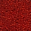 02063 Crayon Crimson Glass Seed Beads