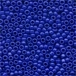 02065 Crayon Royal Blue Glass Seed Beads